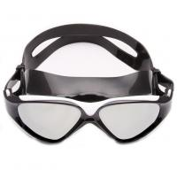 China Clear high end Silicone Swimming Goggles with Anti Fog Lenses , CE certificate wholesale
