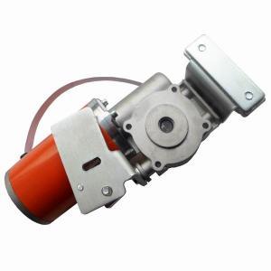 China Sliding door opener for blushless Door Motor, grey coating ,24VDC 65W 4200RPM wholesale