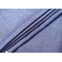 China Thick Denim Jacket Fabric Ordinary Textiles 385 Grams 100% Cotton Wear Resistant on sale