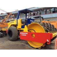 China Used DYNAPAC Roller CA25D Single Drum Compactor With Foot Pad /Sheep Pad Foot Dynapac on sale