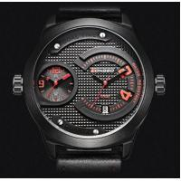 Buy cheap LONGBO Double Movement The Three Dimensional Leisure Fashion Men Genuine Leather from wholesalers