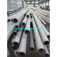 China Nickel - Chromium - Molybdenum - Columbium Alloys Seamless 304 Stainless Steel Tubing wholesale