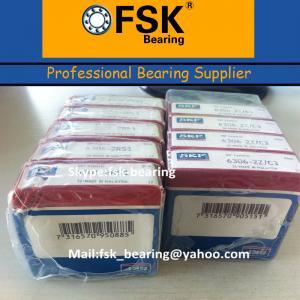 China High Speed Cheap Ball Bearing 6306ZZ China SKF Bearing wholesale