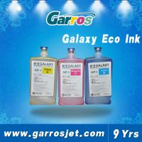 China TOP SALE!! galaxy UD 3212 LC printing ink original eco solvent ink dx5 wholesale