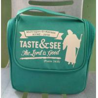 China Insulated Travel Cooler Bag , Large Lunch Insulated Tote Bags With Top Handle wholesale
