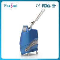 China Hot Sales Honeycomb Fda Picosecond Laser Machine For Painless Tattoo Removal wholesale