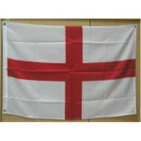 Custom printed polyester hanging national flag