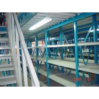 China Power Coating Multi Tier Racking System Multilayer Racks With CE&ISO Guarantee wholesale