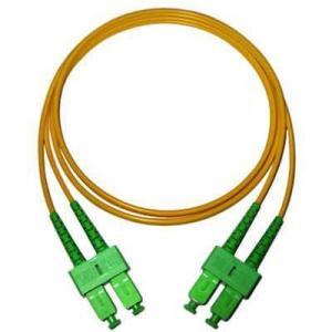 China SC-SC-3M-DX-APC patch cord on sale