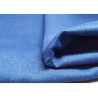 China SGS Antistatic 20*16 Flame Retardant Fabric For Welder wholesale