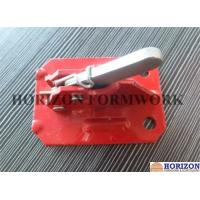 China Steel Concrete Formwork Accessories Spring Rapid Clamps For Post Tensioning Work wholesale