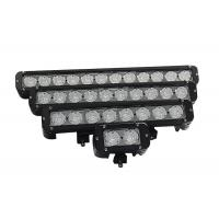 China High Power Jeep LED Light Bar Beacon 4WD 4 Inch - 50 Inch 890 Lumen Each LED wholesale