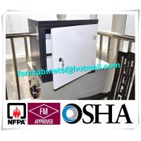 China Small Steel Anti Magnetic Cabinets , Fire Resistant File Cabinet 2 Drawer wholesale