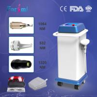 China Low-priced high quality Q-Switched nd yag laser tattoo removal process wholesale