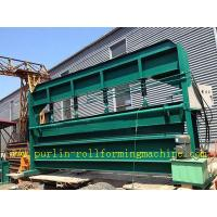 China AC Motor Galvanized Sheet Hydraulic Bending Machine , Metal Rolling Equipment wholesale