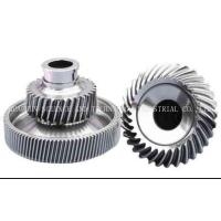 China Industrial Small Steel Helical Gears Wheel With CE / ROHS Certificate wholesale