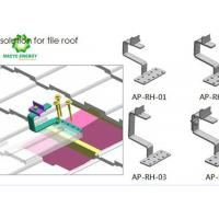 China Premium PV Mounting Systems Solar Racking Systems With Innovative Roof Hooks wholesale