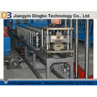 Buy cheap Auto Shutter Door Making Machine , Metal Rolling Equipment Customized Roller from wholesalers