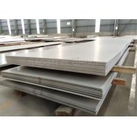 China 6 Feet Width Stainless Steel Plate 1.4401 EN 10088-2 Standard 1D Surface For Cutting Tools wholesale