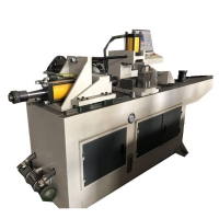 China End Forming Stainless Steel Shrink Tube Cutter Machine wholesale