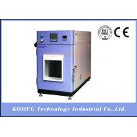 China Temperature Test Chamber Humidity Cabinet Fast Change Rate Of Heating And Cooling wholesale