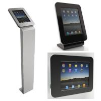 China Information selfserive floor - standing Advertising Digital ipad kiosk for power station, exibition, library wholesale