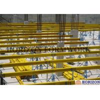 China Flex - H20 Slab Formwork Systems , Solid Floor Prop Formwork For Concrete Slab wholesale
