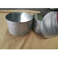 China Deep Drawing Cookware Aluminum Circles 1000 Series Corrosion Resistance wholesale