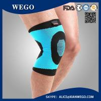 China Running Fitness Sports Leg Knee Protector Pad Sleeve Compression Sleeve Support wholesale