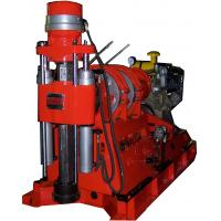 China Hydraulic Engineering Drilling Rig rock core drill water well conservancy shallow petrol natural gas mining wholesale