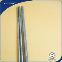 China SS304 A2-70 High Tensile Threaded Rod Fasteners Customizable Length wholesale