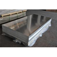 China Hot Rolling / Cold Rolling 5052 Aluminum Plate For Oil Tanker Width 1000 - 2400mm wholesale