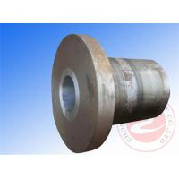 China Open Die Propeller Shaft Forging Rudder Spindle , OD 2500mm Flange wholesale