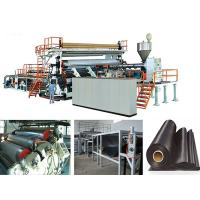 China Roofing PVC Sheet Extrusion Line PVC Sheet Blister Packaging Calender Machine wholesale