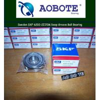 China France SKF Deep Groove Ball Bearing Single Row 6202-2ZJEM ABEC 5 wholesale