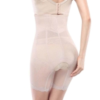 China Nude Buttocks 4XL Ladies Body Shaper Plus Size Shaping Bodysuit wholesale