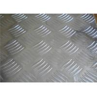 Quality Diamond Embossed Aluminum Sheet Thickness 0.3 mm 0.4 mm 0.5 mm Aluminium Sheet for sale