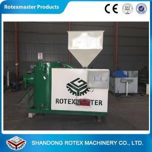Quality Biomass industrial pellet burner for 1 MT boiler , heating system , drying system for sale