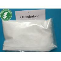 China Oral Anabolic Steroid Hormone Oxandrolone Anavar For Fat Loss CAS 53-39-4 wholesale