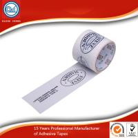 China Environment Protection BOPP Packaging Tape 76mm No Discoloration wholesale