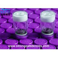 China Octreotide Acetate 83150-76-9 Acetate Polypeptide Hormones 99% 100mg/ml For Bodybuilding wholesale