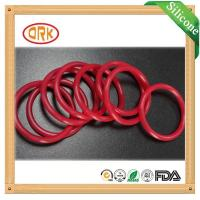 China Red Acid Resistance EPDM Customized O Rings Ageing Resistance For Chemical wholesale