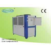 China Air Cooled Water Chilling Plant High Efficiency For Printing Machine Cooling Machine wholesale
