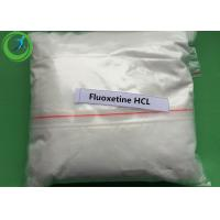 China High Purity 98.5% Nootropic Powder Fluoxetine hydrochloride 59333-67-4 / 56296-78-7 wholesale