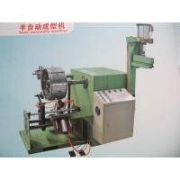 China 1.5kw Semi-Automatic Rubber Machine , Shaping Drum Speed 25 - 40r / min wholesale
