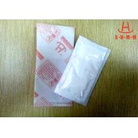 China Non - Toxic Food Grade Desiccant Packs 5g For Electrical Appliances , Cable wholesale