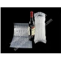 China Inflatable 750 ml Wine Bottle Air Bag, Packaging Protection bag wholesale