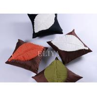 OEM Customized Decorative Square Hotel Comfort Pillows / Cushion Bolster for