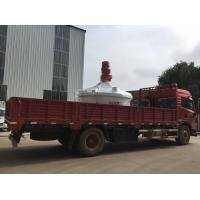 China Polyurethane Planetary Cement Mixer / Unshaped Refractories Vertical Concrete Mixer wholesale