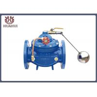 Buy cheap GGG50 Body Float Control Valve Automatic Blue Color ISO9001 Cetification from wholesalers